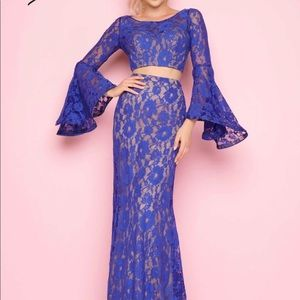 Mac Duggal Two Piece Size 6 worn once